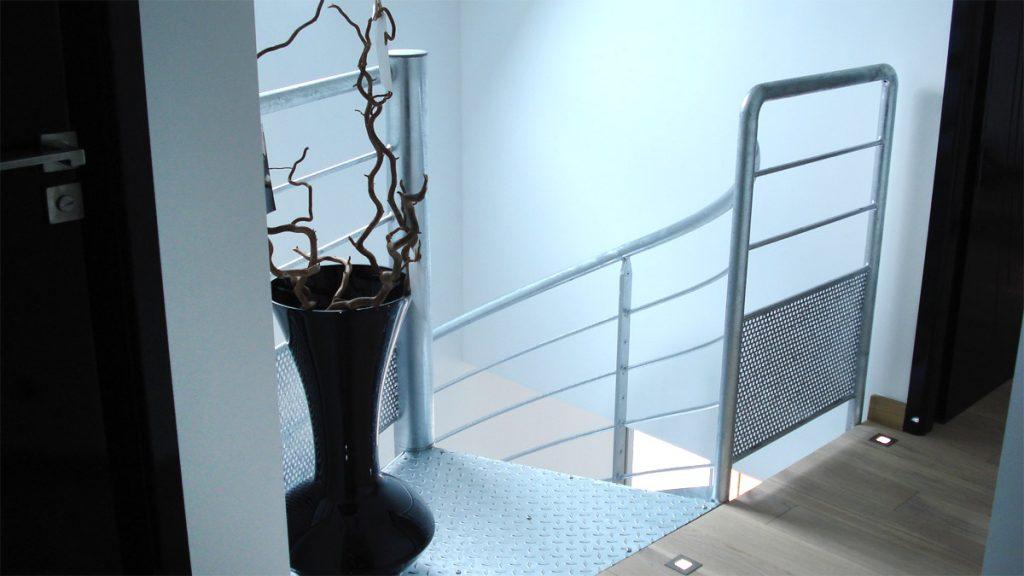 escalier-galva-palier