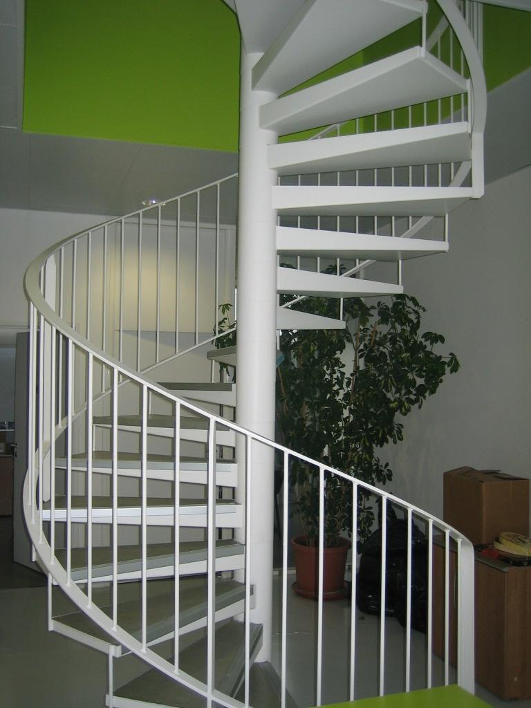 Escalier En Spirale En Colimacon Ou Helicoidal Ehi