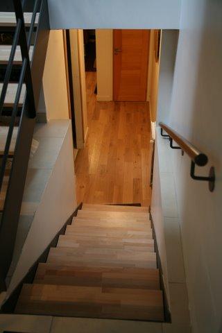 escaliers int rieurs pour un h tel particulier ehi escalier h lico dal industriel. Black Bedroom Furniture Sets. Home Design Ideas