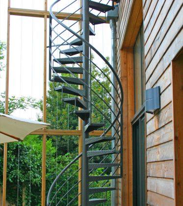 Ehi Escalier Helicoidal Industriel Escaliers Metalliques