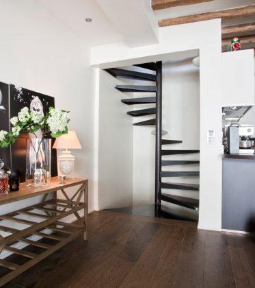escalier helicoidal 1m
